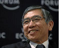 黒田日銀新総裁
