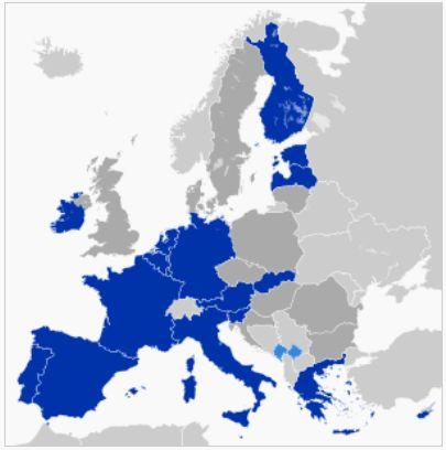 ユーロ加盟国