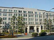 財務省 日本庁舎